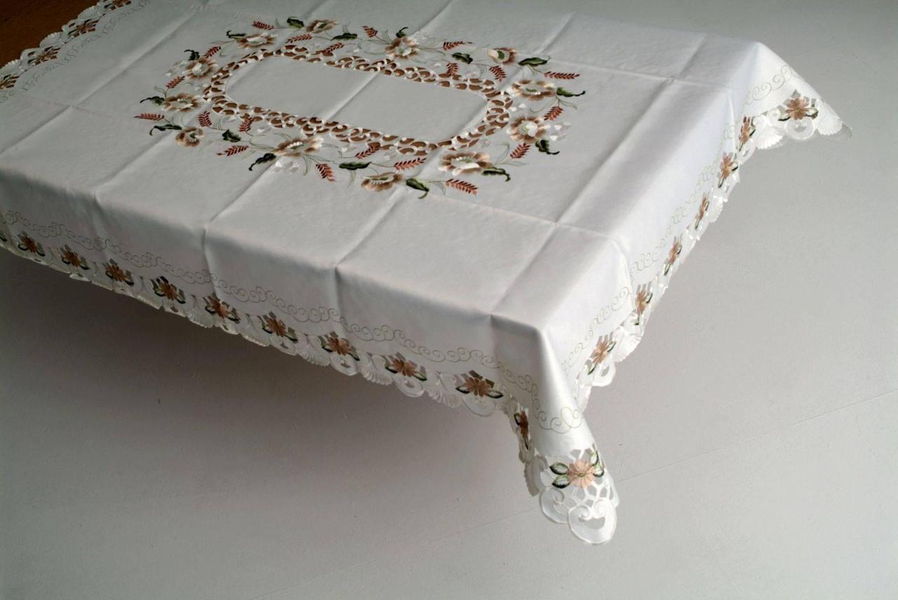 Скатерть на кухонный стол170*130 KRR