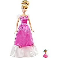 Кукла Disney Дисней Золушка с мышкой Сьюзи (CJB35)
