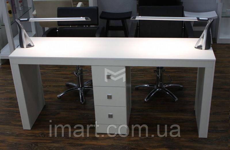 Маникюрный стол M111 Prestige, МарксонМеблі  - купить со скидкой