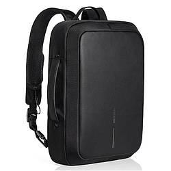 """Деловой рюкзак-антивор 2в1 XD Design Bobby Bizz 15,6"""", с USB портом, влагозащищенный, 13л"""