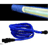 Стрейч шланг для полива X HOSE  60 м Magic Hose с распылительной насадкой усиленный, фото 1