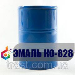 Эмаль КО-828 Термостойкая краска 400°С