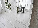 Зеркало напольное с подсветкой M600 AVRORA для дома или салонов красоты. Дзеркало, фото 3