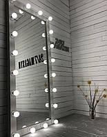 Зеркало напольное с подсветкой M604 CARDEA для дома или салонов красоты. Дзеркало