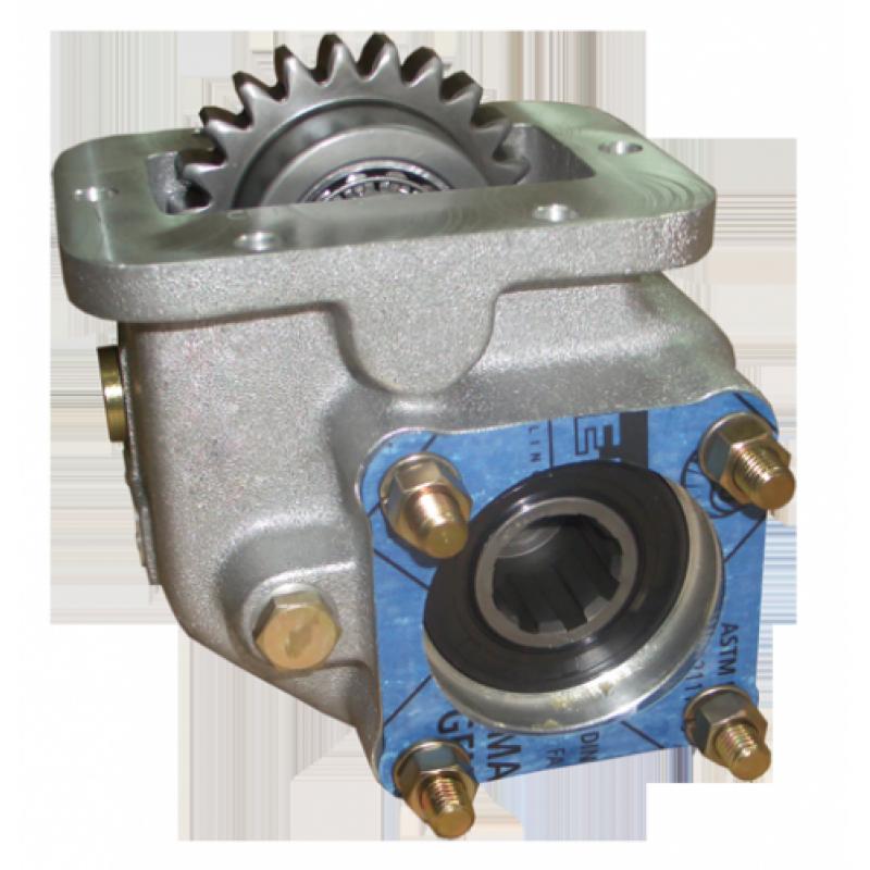 Коробка отбора мощности КПП Eaton 6109 DT/OD:8209, 8309 ABER