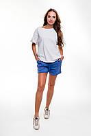 Стильные Женские шорты на шнуровке, фото 1