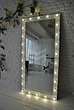 Зеркало напольное в прихожую M600 AVRORA. Также для салонов красоты, фото 4