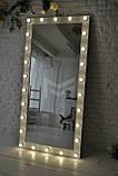 Зеркало напольное в прихожую M600 AVRORA. Также для салонов красоты, фото 5