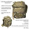 Тактический рюкзак - сумка, фото 2