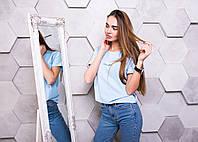 Стильная футболка женская на каждый день, фото 1