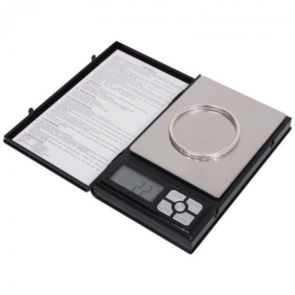 Ювелирные цифровые электронные весы (500g±0.01)