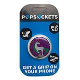 """Попсокет PopSocket 3D 3D """"Единорог"""" №33 - Держатель для телефона Поп Сокет в блистере с липучкой 3М, фото 3"""