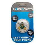"""Попсокет PopSocket 3D """"Скрудж МакДак"""" №28 - Держатель для телефона Поп Сокет в блистере с липучкой 3М, фото 3"""