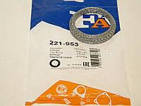 Кольцо выхлопной трубы на Рено Логан 1.2i/1.4i/1.6i(84л.с./87л.с.)(>2004) -FA1 (Польша) 221-953