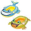 Надувная лодочка (Рыбка, Лягушка) 29634085