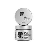 Паста для придания формы волосам, L'Oréal Professionnel TECNI.ART Web  150 мл.