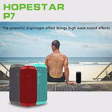 Hopestar P7 Портативная влагозащищенная Bluetooth акустика, фото 3