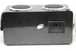 Акустика 6W Opera OP-8707 USB 220V, MP3/SD/USB/FM/AUX черная, фото 2