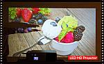 Проектор мультимедийный WI-Fi Wi-light T6 проектор для дома школы кинопроектор видеопроектор Оригинал, фото 9