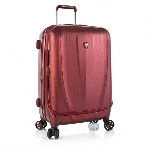 Чемодан Heys Vantage Smart Luggage (M) Burgundy