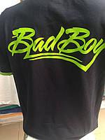 BadBoy молодежная футболка с кантом