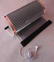 Электрический коврик-обогреватель 50х75 (подогрев грунта, обогрев курятника) 75Вт