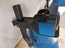 Окучник дисковый agromarka luxe на двойной сцепке с усиленными стойками (ф дисков 420мм)  Агромарка, фото 2
