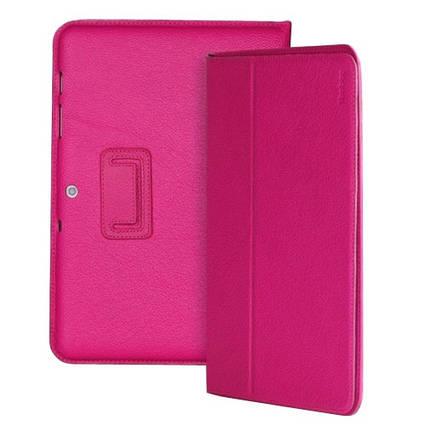 Чехол Yoobao для Samsung Galaxy Tab 2 10.1 P7500/P7510/P5100 розовый, фото 2