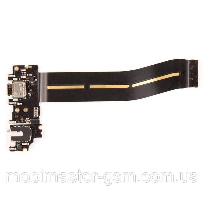 Meizu Pro 6 плата с USB и HF
