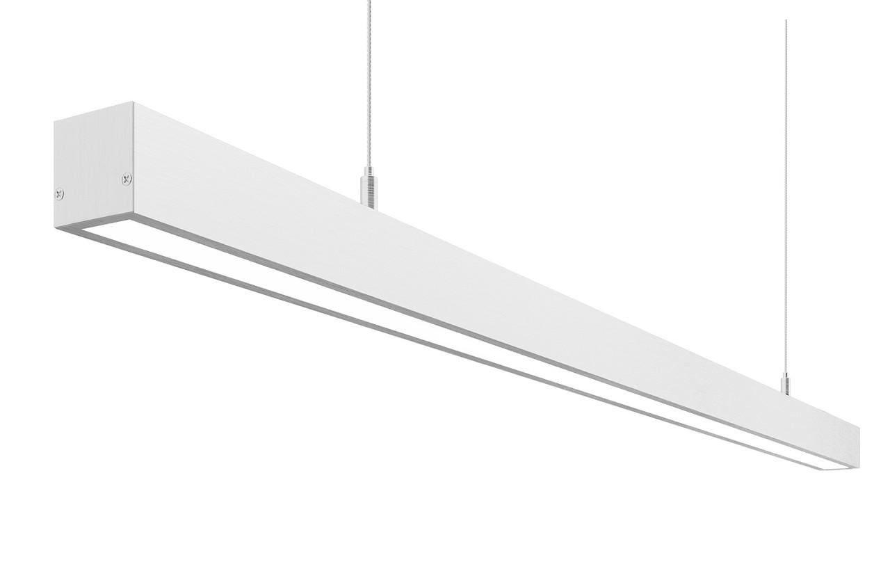 Линейный светодиодный светильник 100 Вт, фото 1