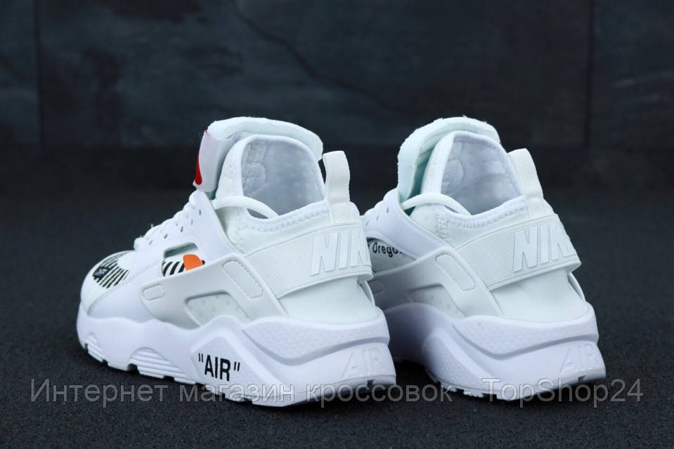b3f1fddd Купить Женские кроссовки Nike Air Huarache Off White | TopShop24 ...