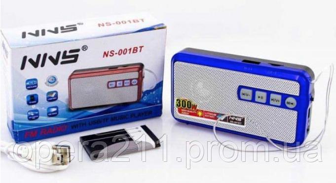 Радиоприемник NNS NS-001