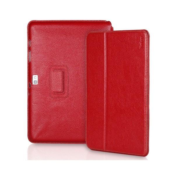 Чехол Yoobao для Samsung Galaxy Tab 2 10.1 P7500/P7510/P5100 розовый марсала