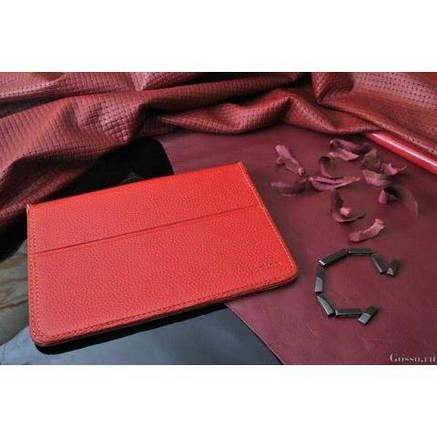 Чехол Yoobao для Samsung Galaxy Tab 2 10.1 P7500/P7510/P5100 розовый марсала, фото 2