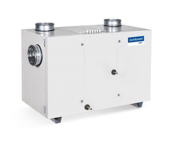 Інноваційна вентиляційна установка з вбудованим тепловим насосом Komfovent  RHP 600 U