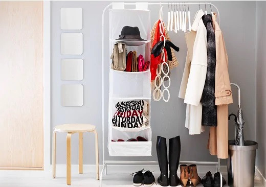Вешаки для одежды IKEA
