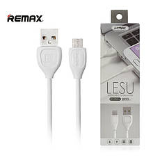 Кабель REMAX LESU Micro-USB Orginal RC-050m, фото 2