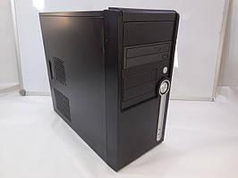 Системный блок, компьютер, Intel Core i3 4170, 4 ядра по 3,8 ГГц, 8 Гб ОЗУ DDR-3, HDD 500 Гб
