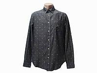 Мужская рубашка c длинным рукавом Terranova