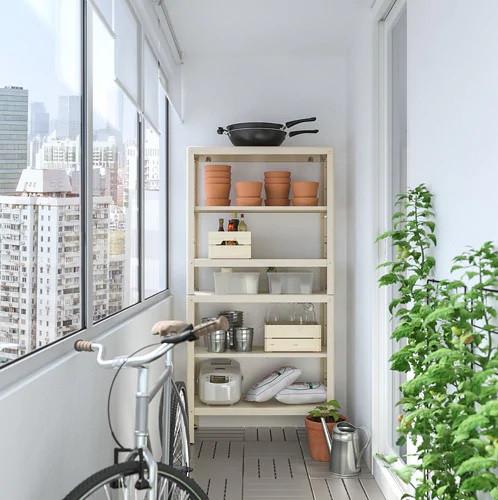 Садовая мебель для хранения IKEA