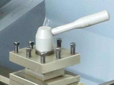 Металлический резцедержатель токарно-винторезного станка FDB Maschinen Turner 280х700