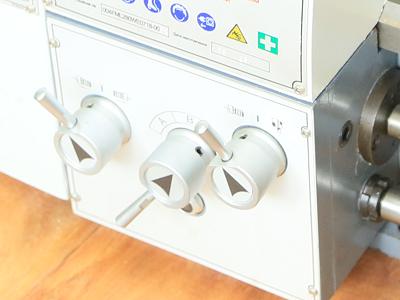 Управление скоростью вращения шпинделя токарно-винторезного станка FDB Maschinen Turner 280х700