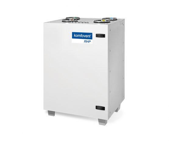 Інноваційна вентиляційна установка з вбудованим тепловим насосом Komfovent  RHP 400 V