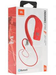 JBL Endurance SPRINT Red (JBLENDURSPRINTRED), фото 2