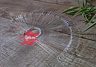 Типсы-веер на кольце ПРОЗРАЧНЫЕ, 50 шт., фото 1