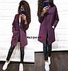 Женский модный кардиган с карманами из люрекса, фото 5