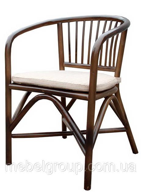 Крісло з ротанга Париж