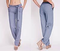 💠Брюки женские льняные свободного кроя джинс, фото 1