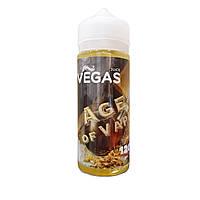 Vegas Age of Vape - 120 мл VG/PG 50/50