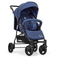 Детская прогулочная коляска-книжка ME 1012L MY WAY Denim Гарантия качества Быстрота доставки